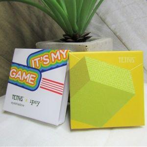 5/$15 - Tetris x ipsy Eyeshadow - t-spin